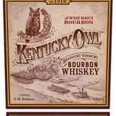 Kentucky Owl Confiscated Kentucky Straight Bourbon  (750ml)