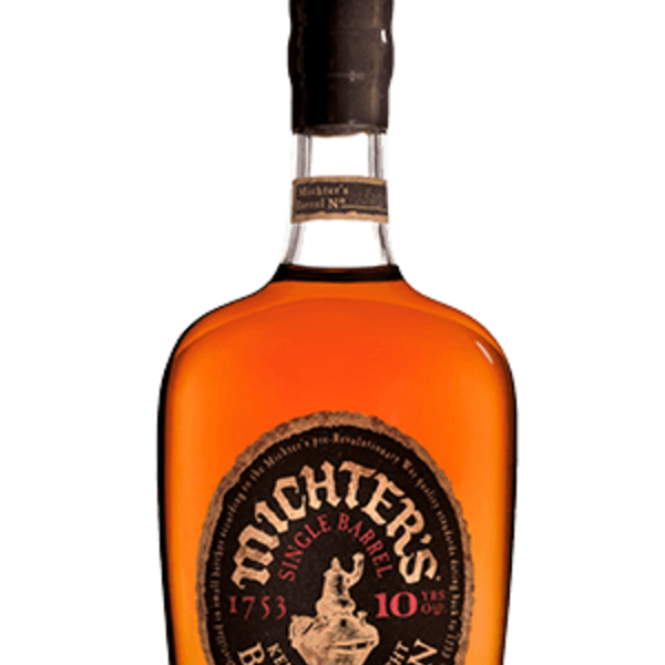 Michter's Michter's Single Barrel 10yr Old Bourbon (750ml)