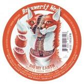 Brouwerij West Dig My Earth Hazy Double IPA(16OZ)