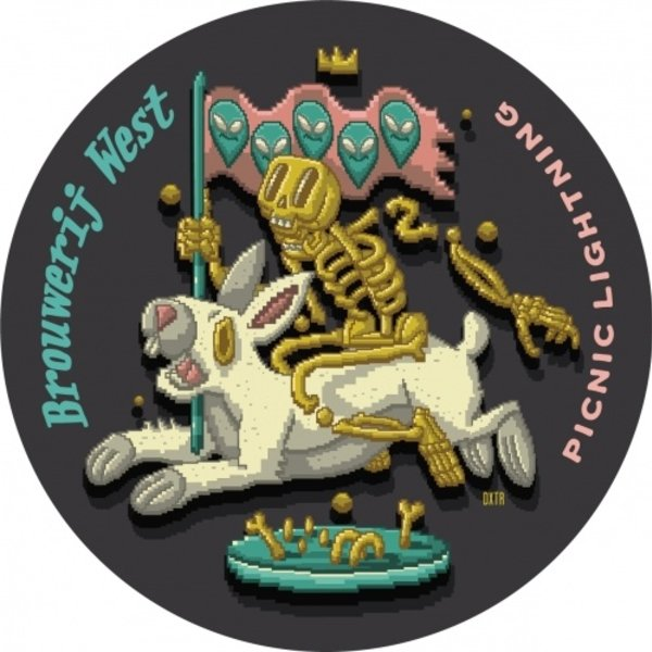 Brouwerij West Picnic Lightning Hazy IPA (16oz)