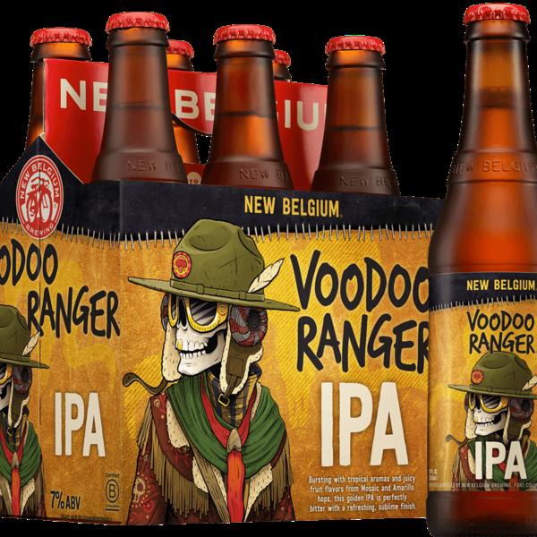 New Belgium New Belgium Voodoo Ranger IPA (6pk/12oz BTL)