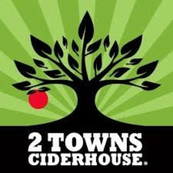 2 Towns Ciderhouse 2 Towns Ciderhouse Brightcider (6PK/12OZ CAN)