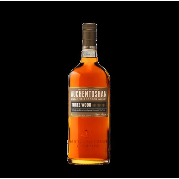 Auchentoshan Auchentoshan Three Wood Scotch Whisky (750ml)
