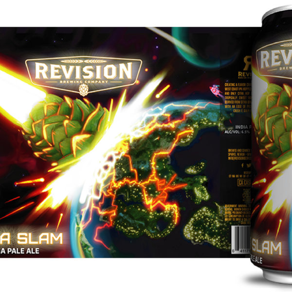 Revision Brewing Co. Citra Slam IPA (16OZ)