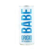 Babe Babe Grigio with bubbles (250ml)