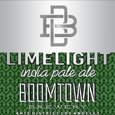 Boomtown Limelight IPA (16OZ)