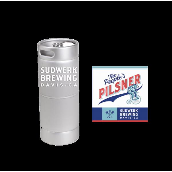 Sudwerk Brewing Co.The People's Pilsner (5.5GAL KEG)