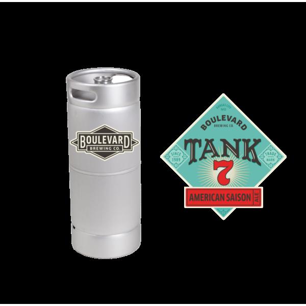 Boulevard Brewing Boulevard Brewing  Tank 7 American Saison Ale (5.5gal Keg)