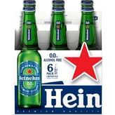Heineken Heineken 0.0  (6PK/12OZ BTL)
