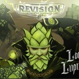 Revision Brewing Lord Lupulin Hazy IPA (16OZ )