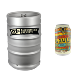 21st Amendment Brewery 21st Amendment Cerveza El Sully Mexican Style Lager (15.5 GAL KEG)