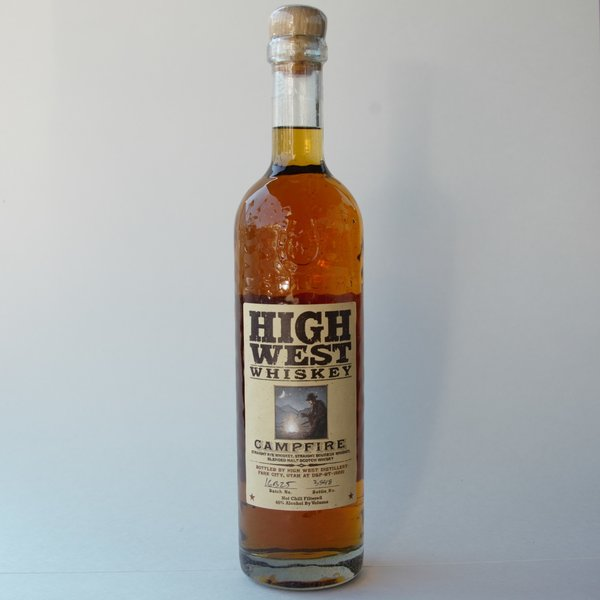High West High West Whiskey Campfire (750ML)