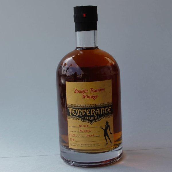 Bull Run Straight Bourbon Whiskey (750ml)