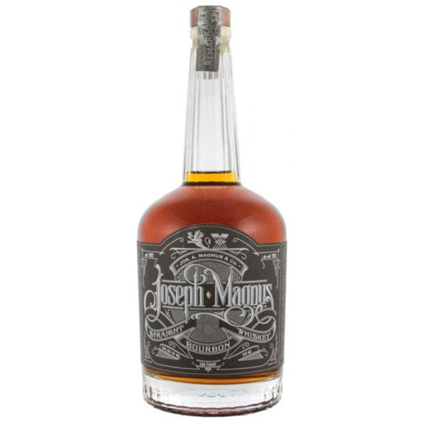 Joseph Magnus Bourbon Whiskey Triple Cask Finished (750ml)
