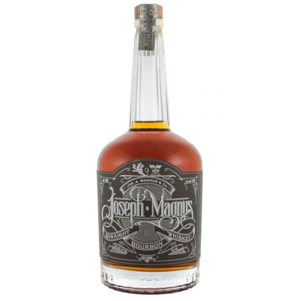 Joseph Magnus Bourbon Whiskey Tripple Casked (750ml)