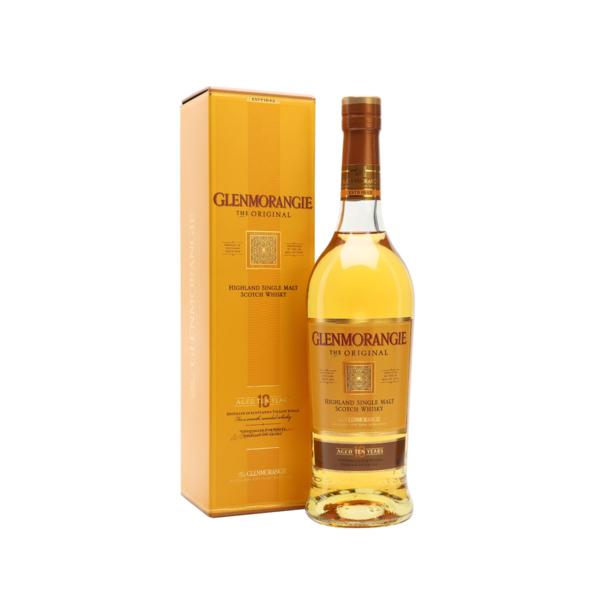 Glenmorangie Glenmorangie The Original 10 Year Single Malt Scotch Whisky (750ml)