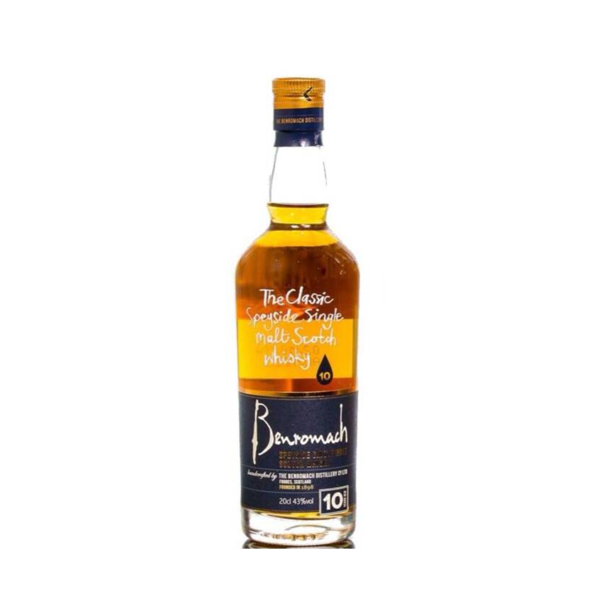 Benromach The Classic Speyside Single Malt (200ML)
