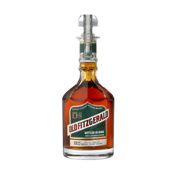 Old Fitzgerald 13 Year Old Bottled in Bond Bourbon Whiskey (750ml)