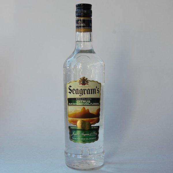 Seagrams Brazilian Citrus (750ML)