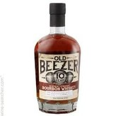 Old Beezer 10 Year Old Kentucky Straight Bourbon Whiskey (750ml)