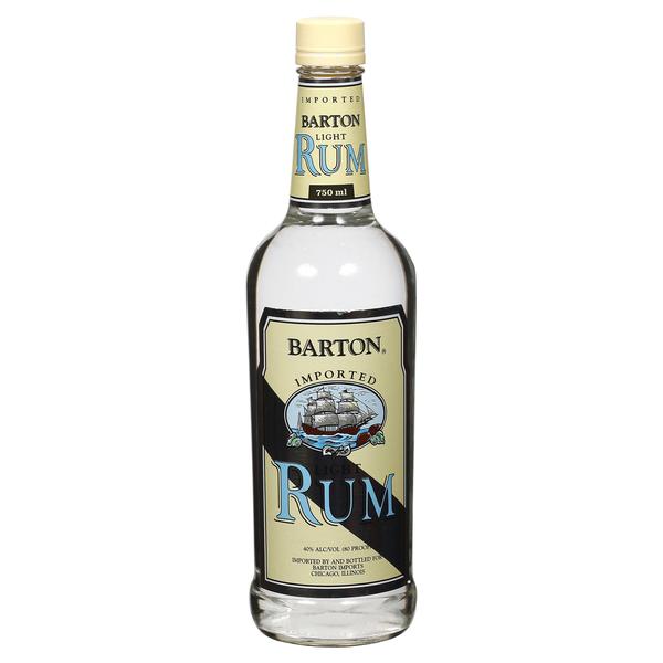 Barton Light Rum (1L)