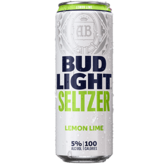 Bud Light Seltzer Lemon Lime (25OZ)