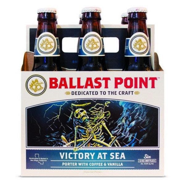 Ballast Point Brewing Company Ballast Point Victory At Sea-Coffee and Vanilla (6PK/12OZ BTL)