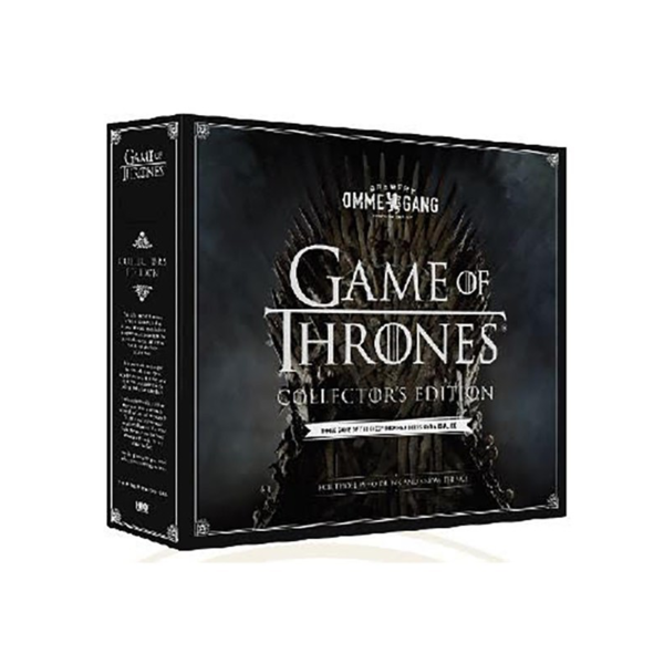 Ommegang Brewery Ommegang Game of Thrones Collectors Edition Set