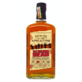 The Walking Dead Straight Bourbon Whiskey Review (750ml)