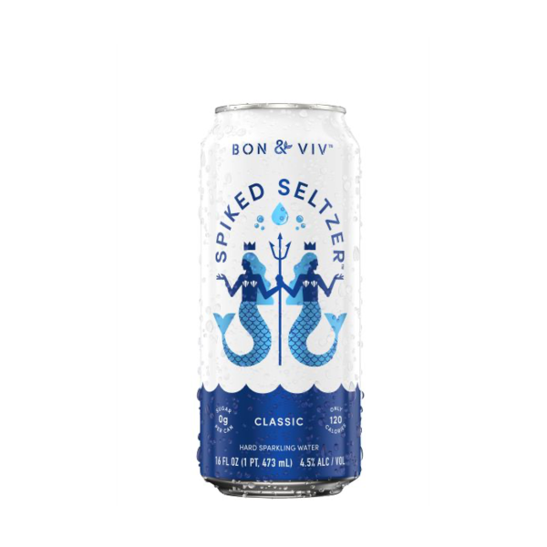 Spiked Seltzer Classic (16oz CAN)