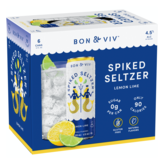 Spiked Seltzer Spiked Seltzer Lemon Lime (6PK/12oz CAN)