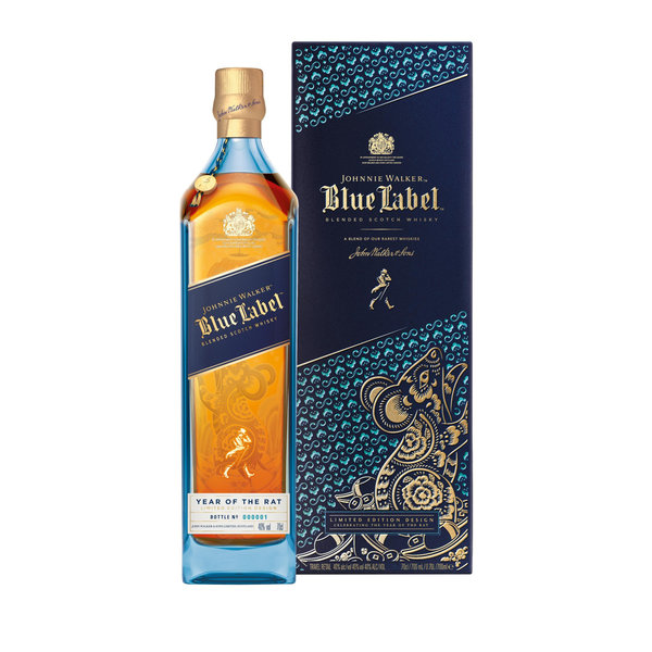 Johnnie Walker Johnnie Walker Blue Label Limited Edition Year of the Rat