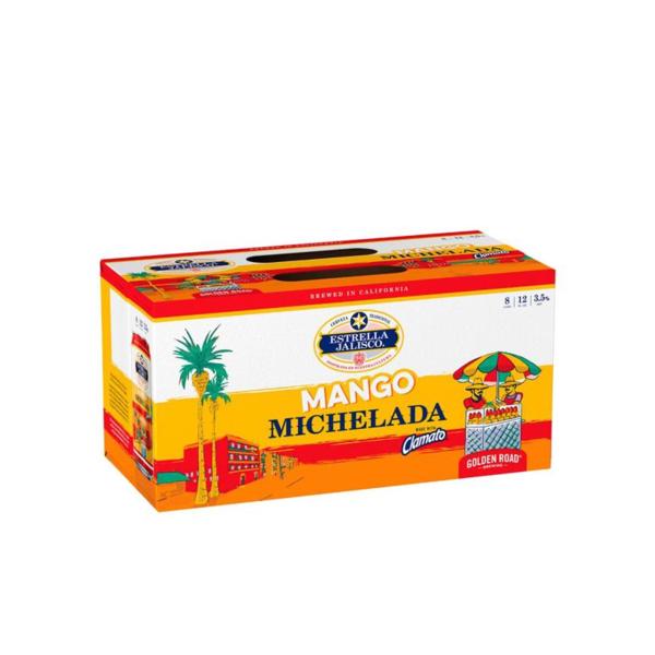 Estrella Jalisco Mix Chelada Pack (15pk/12oz Can)