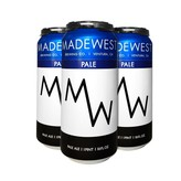 Madewest Madewest Pale Ale (4PK/16OZ CAN)