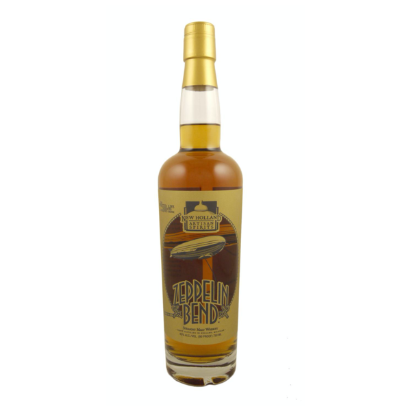 New Holland New Holland Zeppelin Bend Whiskey (750ML)