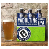 Evil Genius Beer Co. #Adulting  Guava IPA (6PK/12OZ BTL)