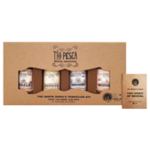 Tio Pesca Mezcal Ancestral The Santa Sabia's Traveller Kit (4x100ml)
