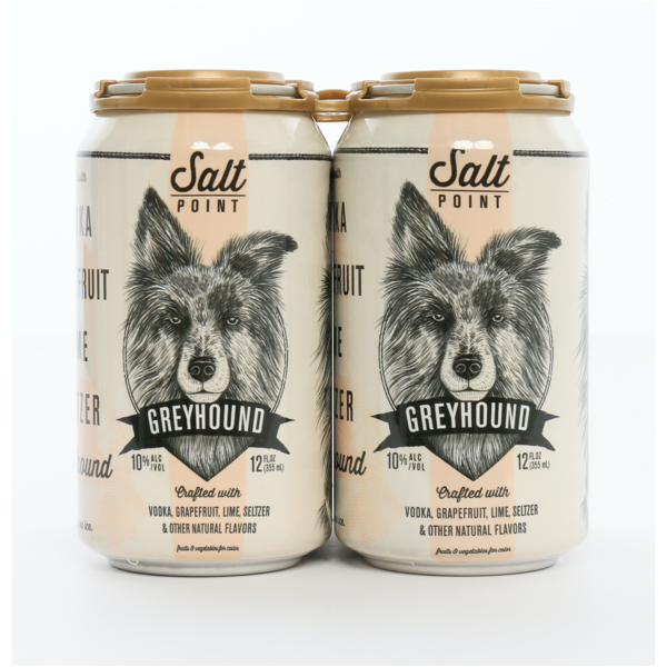 Salt Point Greyhound (12OZ/4PK CAN)
