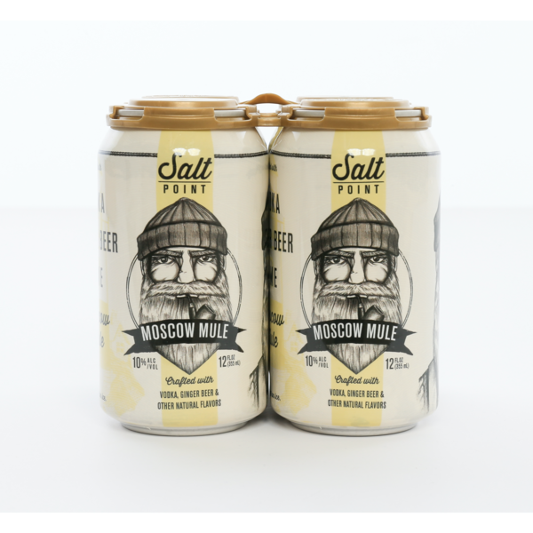 Salt Point Moscow Mule (12OZ/24PK CAN)