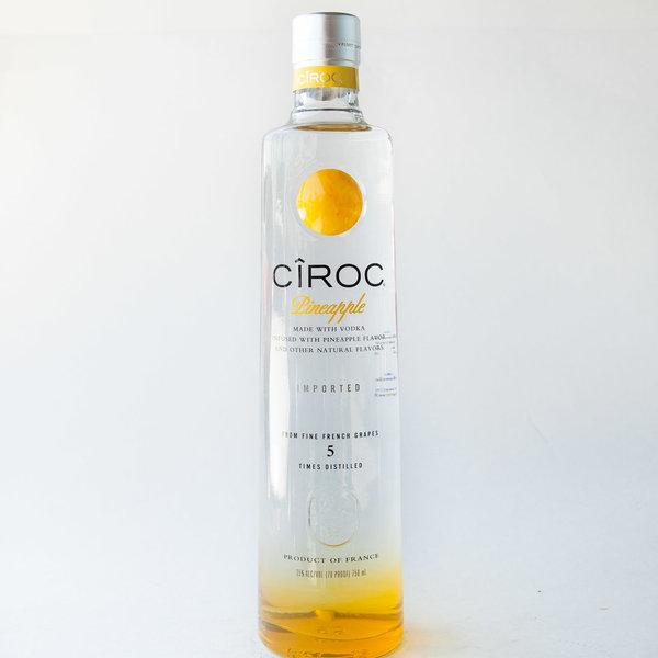 Ciroc Ciroc Pineapple Flavored Vodka  (750ML)