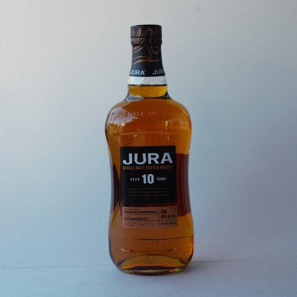 Jura 10 Year Old Scotch Single Malt Scotch Whisky (750ml)