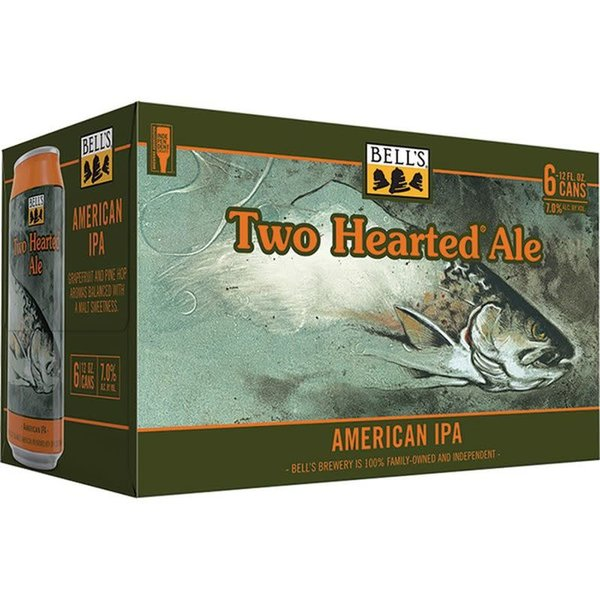 Bells Bells Two Hearted Ale (12OZ/6PK CAN)