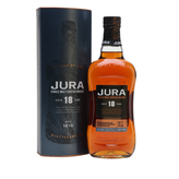 Jura Single Malt Scotch Whisky Aged 18 Years (750ml)