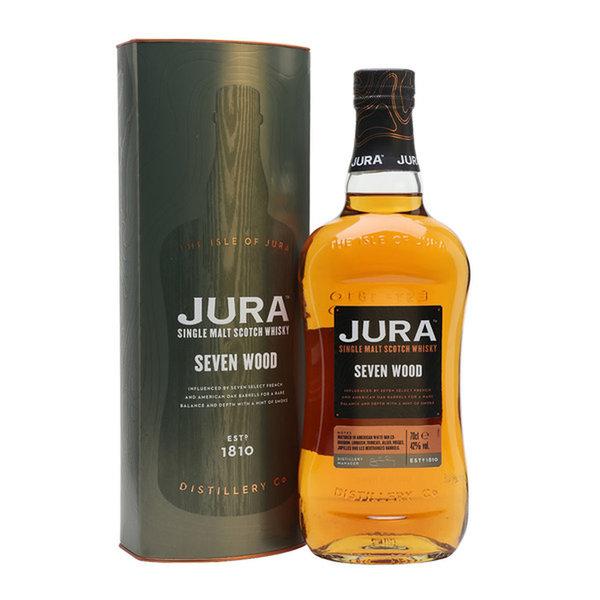 Jura Seven Wood Single Malt Scotch (750ml)