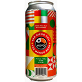 Ex Novo Brewing Novo Brazil The Mango IPA Single (16OZ CAN)