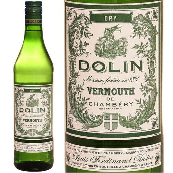 Dolin De Chambery Vermouth Dry (750ml)