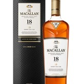 The Macallan The Macallan Single Malt 18 Year Scotch Whiskey (750ML)