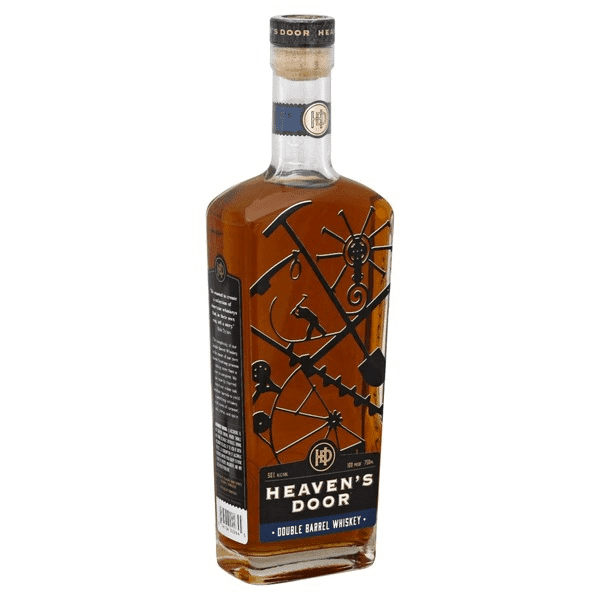 Heaven's Door Double Barrel Whiskey (750ml)