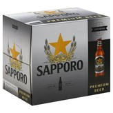 Sapporo Sapporo (12OZ/12PK)