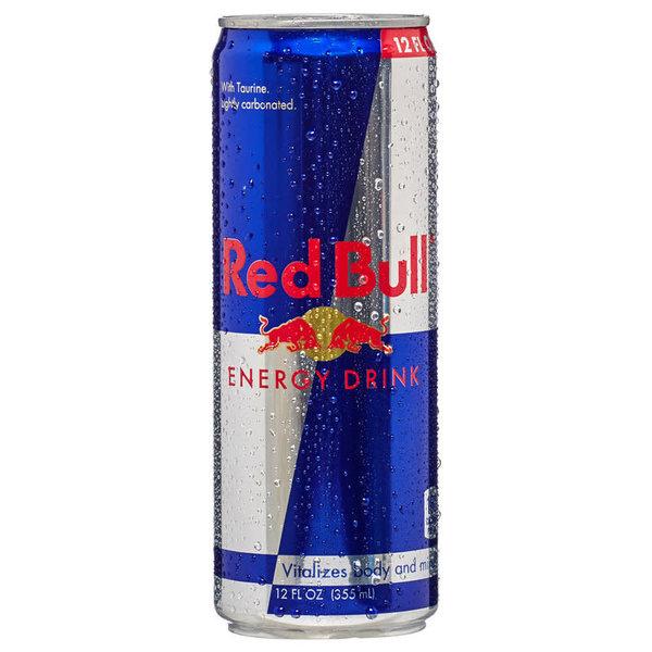 Red Bull Energy Drink (12OZ)